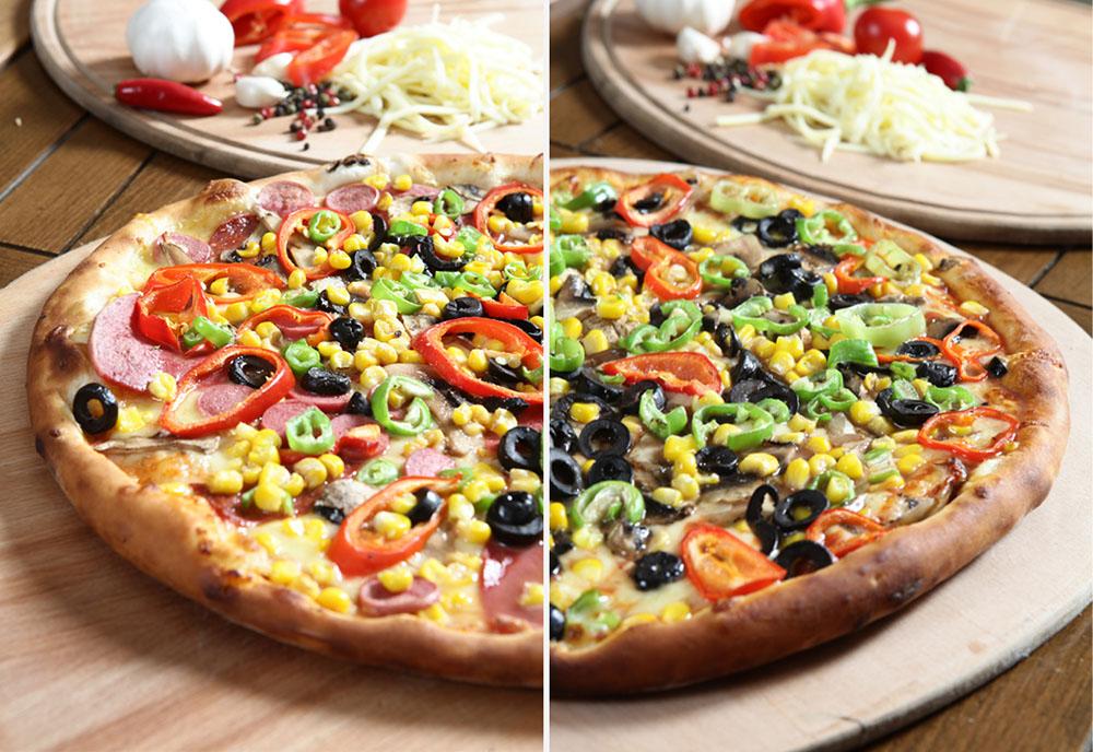 Kimsenin Hayır Diyemeyeceği Tadı Damağınızda Kalacak Pizza