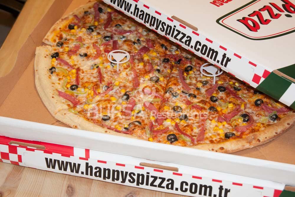 Bursa Pizza Restaurant Cafe Keşfedin
